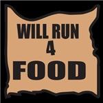 Will Run 4 Food