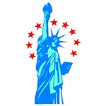 Statue of Liberty T-shirts and Gifts