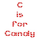 c is for candy