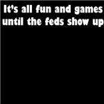 Feds Show Up
