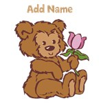 Personalized Name Teddy Bear Gifts