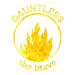 Dauntless the Brave Fire Shirts