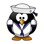 Sailor Penguin Shirts