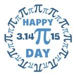 Happy Pi Day 3.14 15 Shirts
