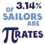 Sailors 3.14 Pirates Shirts