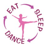 Eat Sleep Dance Gifts For Ballerinas