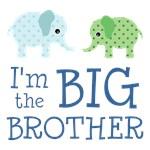 Cute Elephant Big Brother