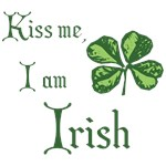 Kiss me, I am Irish