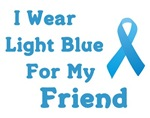 Prostate Cancer Support Friend Tees