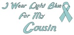 Cousin Prostate Cancer Tee Shirts