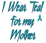 Ovarian Cancer Support Mother Shirts