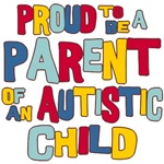 Autistic Child Parent T-shirt