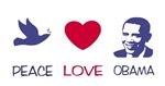 Peace Love Obama_2