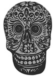 Mexican Art Skull T-shirts