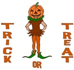 Trick Or Treat T Shirts