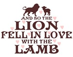 Lion and Lamb Twilight Shirts