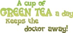 Green Tea T-shirts