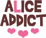 Alice Addict T Shirt