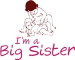 I'm a Big Sister Baby Shirt