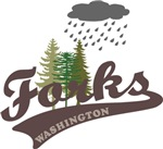 Forks Washington T-shirt