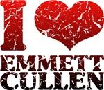 I Love Emmett Cullen Shirts