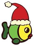 Santa Fish Shirts