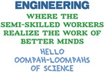 Engineering Sheldon Shirts