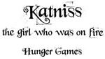 Katniss Girl Who Was On Fire Shirts