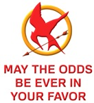 May the Odds Be Ever In Your Favor Shirts