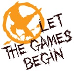 Let The Games Begin Shirts