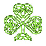 Celtic Knot Shamrock Shirts