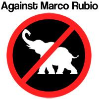 Against Marco Rubio