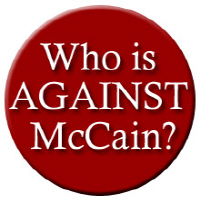 Who is Against McCain?
