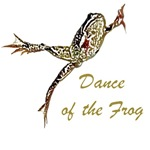 Dance of the Frog T-shirts & Gifts