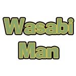 Wasabi Man T-Shirts & Gifts