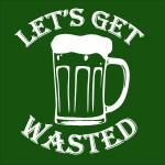 Let's Get Wasted Mug