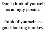 Good Looking Monkey