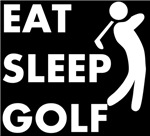 Eat Sleep Golf