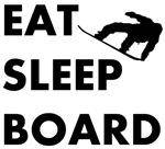 Eat Sleep Board