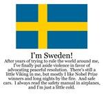Sweden (CQ)