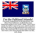 Falkland Islands (CQ)