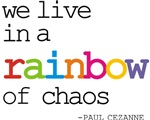 Rainbow of Chaos