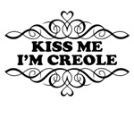 kiss me im creole