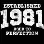 established 1981