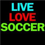 live love soccer