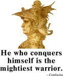 He Who Conquers Himself