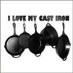 I Love Cast Iron