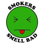 Smokers Smell Bad