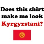 Does This Shirt Make Me Look Kyrgyzstani?