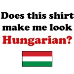 Does This Shirt Make Me Look Hungarian?